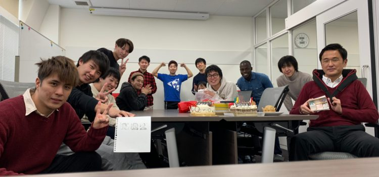 瀬田先生お誕生日おめでとうございます!