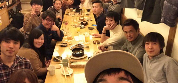 忘年会2018 at だるま食堂