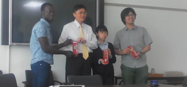 国立台南大学との研究交流会