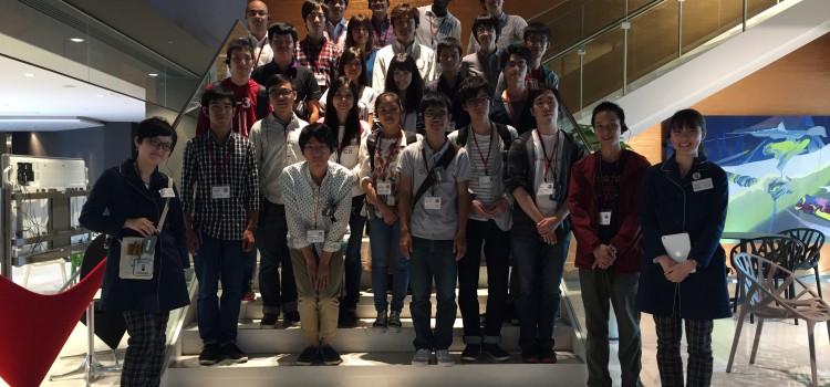 Sakura Science 2015 6日目