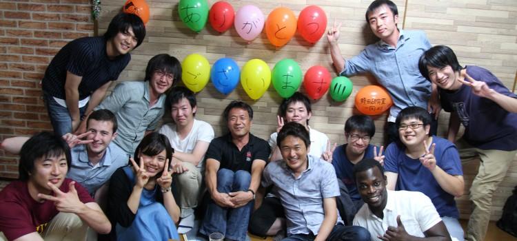 松田昇先生 ~Farewell Party~