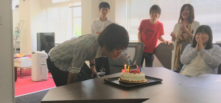 林先生 Happy Birthday!!