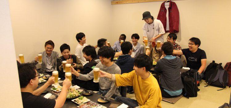 堺アセアンウィーク&B3歓迎会