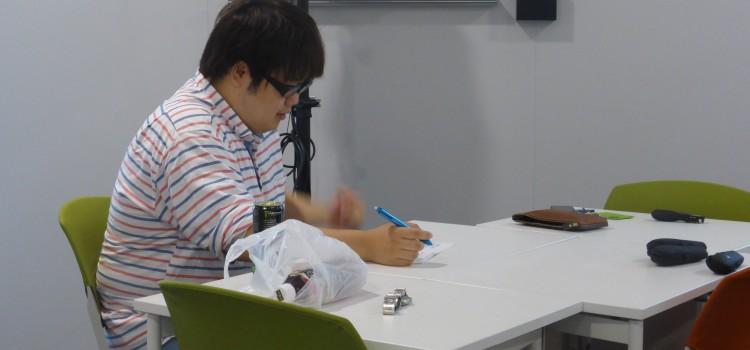関西大学との合同輪講最終日