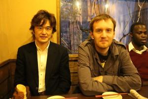 瀬田先生とJohn